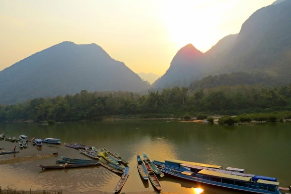 Muang Ngoi, Laos Adventure Tour
