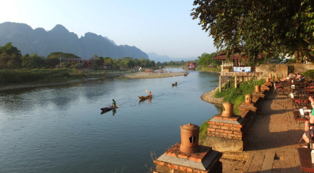 Where To Eat In Vang Vieng Laos Today