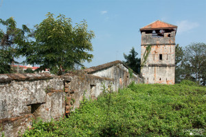 French Fort Carnot in Ban Huay Xai