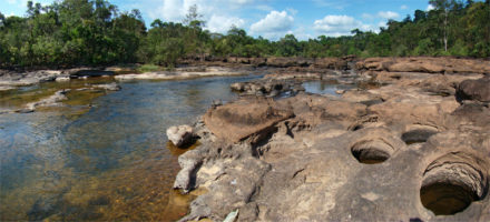 national parks in laos