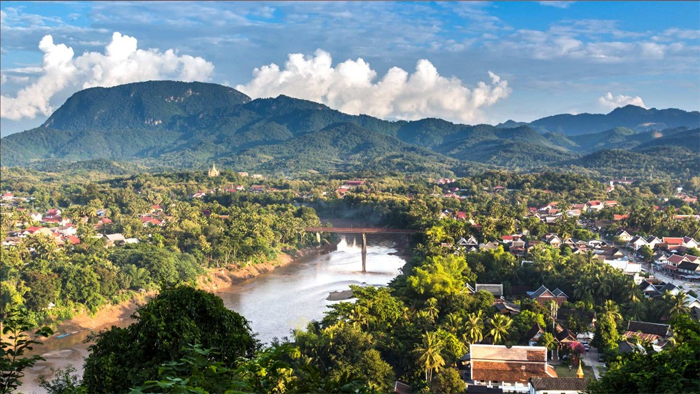 Luang Prabang - The ideal place for trekking tour in Laos
