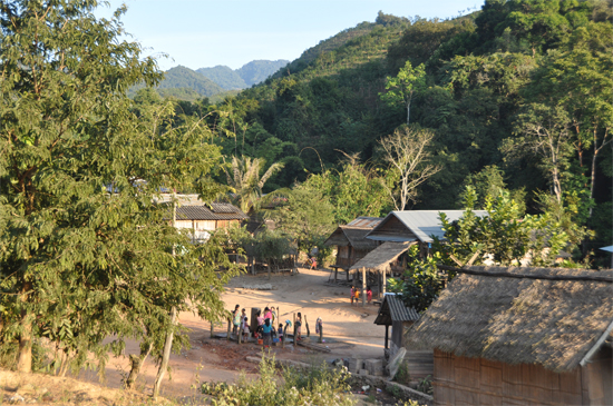 Muang Sing – Top Spot for a Genuine Feel about Laos Minority Villages