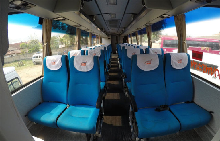 Bus to Plain of Jars from Vientiane