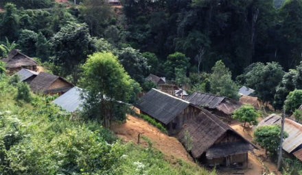 Hmong Villages in Laos