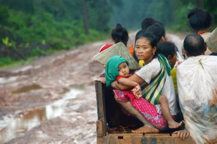 Laos Attapeu Hydroelectric Dam Collapse