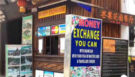 Exchange Currency in Laos