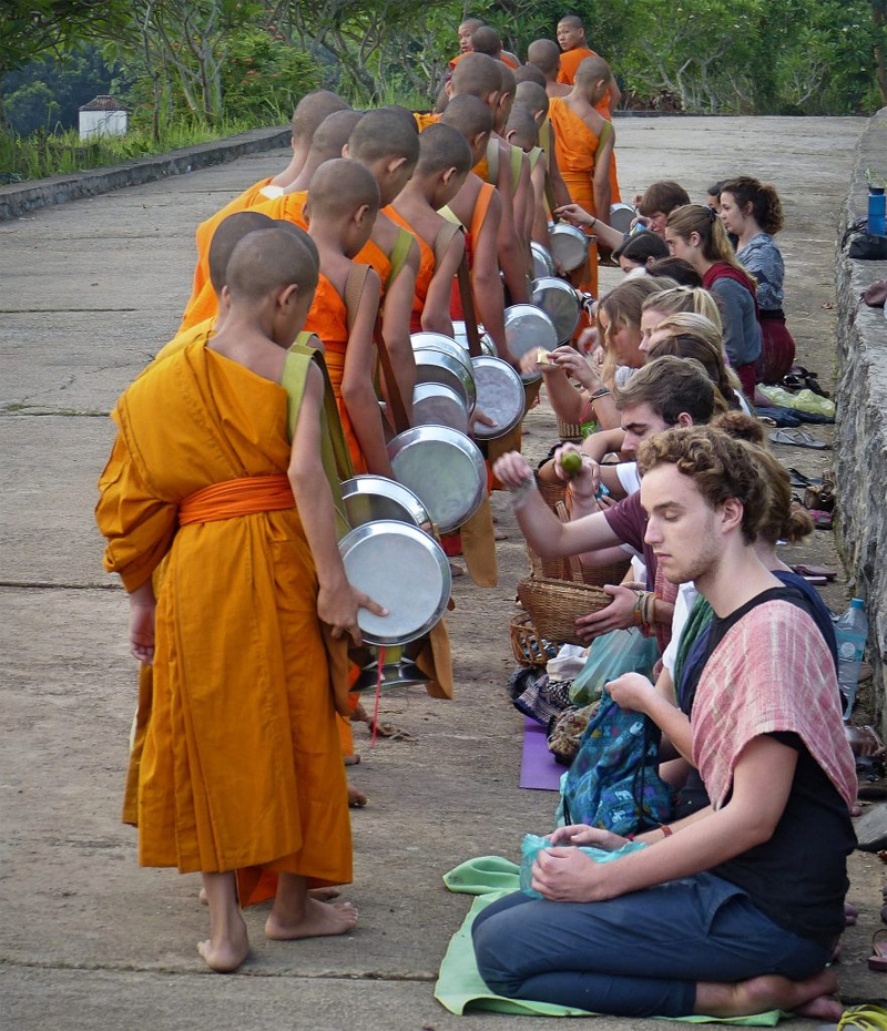 Exclusive experience with private tour in Laos